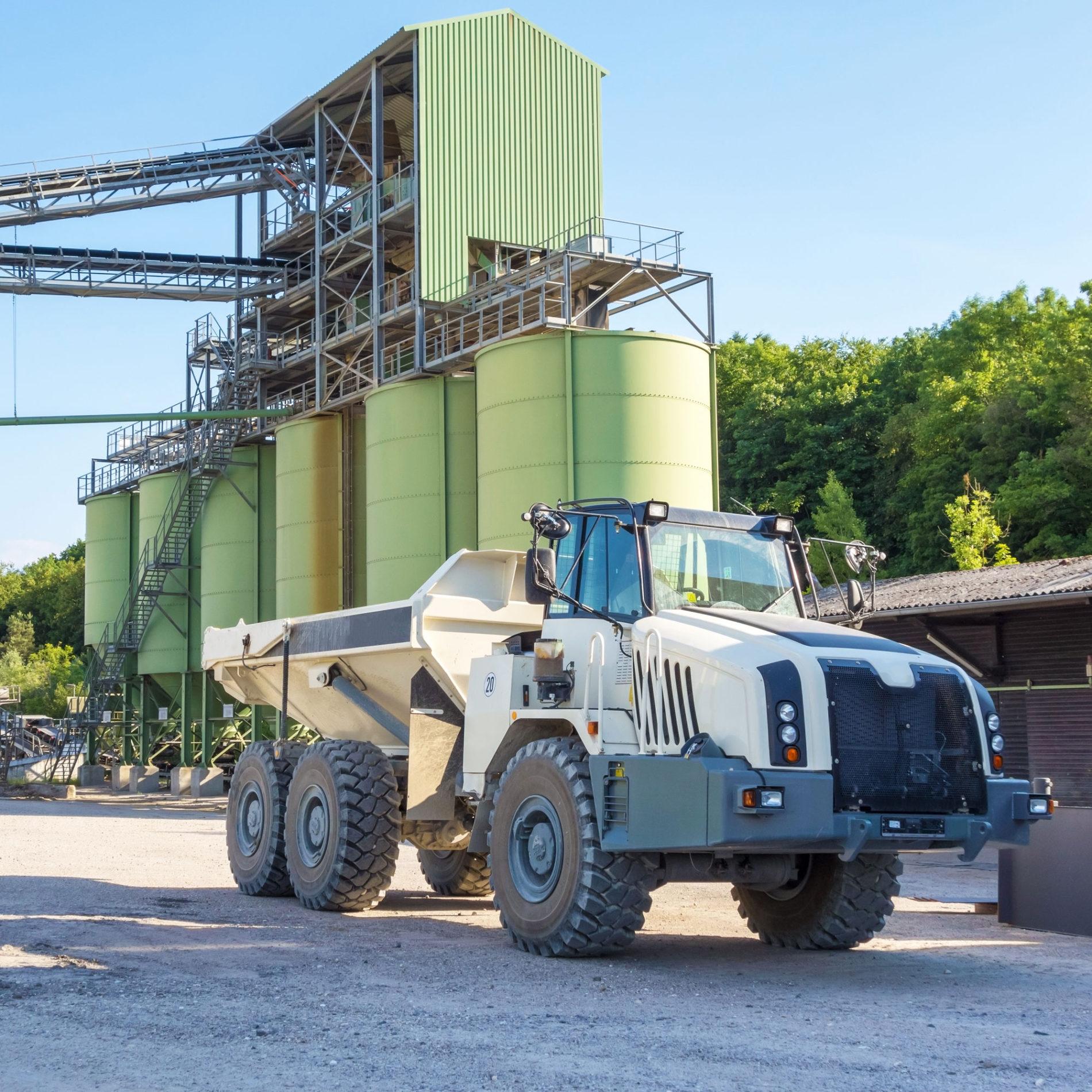Mining and Quarrying - asset qm 2