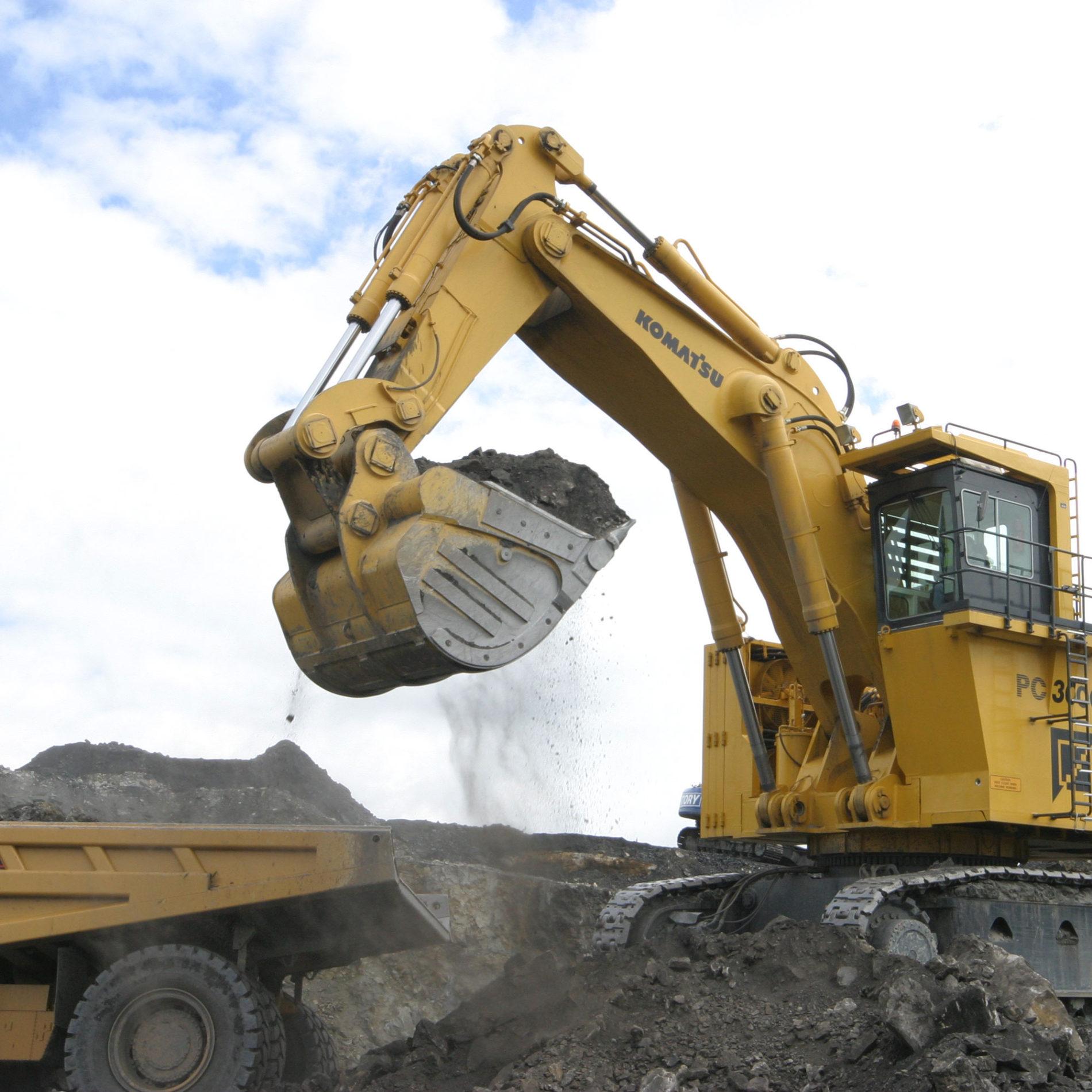 Mining and Quarrying - asset qm 3