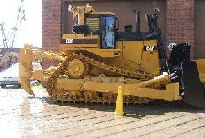 CAT D9T Bulldozer
