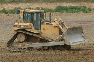 CAT D6R Bulldozer