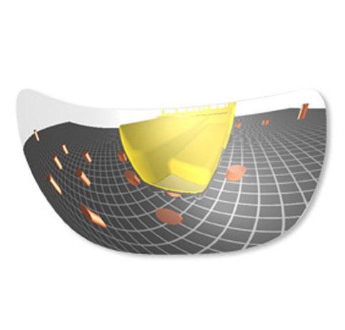 BB052 convex mirror