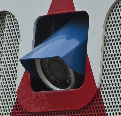 OPT560 vehicle camera