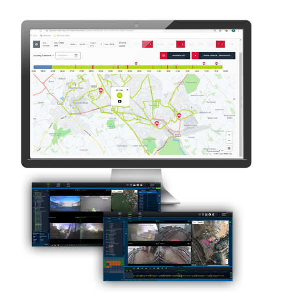 Spillard Live - spillard live monitoring example