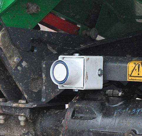 VCAS 200 Site Dumper Ultrasonic Detection - vcas 5