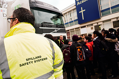 Wolverhampton firms join forces to help school pupils understand the rules of the road - asset safety day