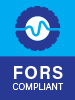 FORS badge