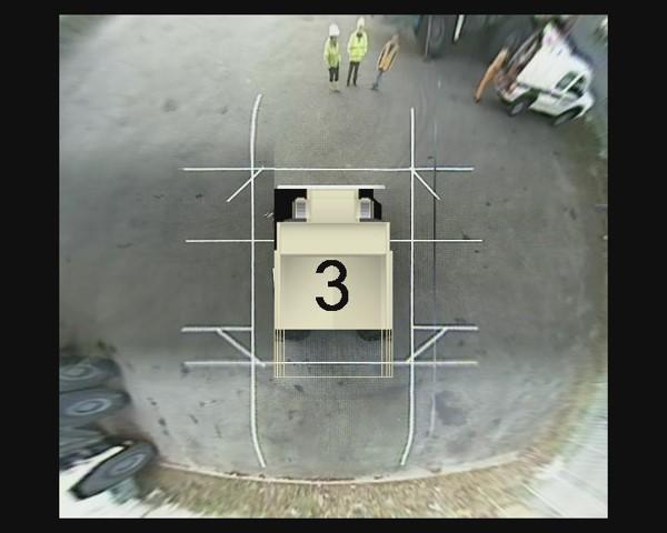 360° Surround View Bird's-eye Camera System - asset 360 srg map2