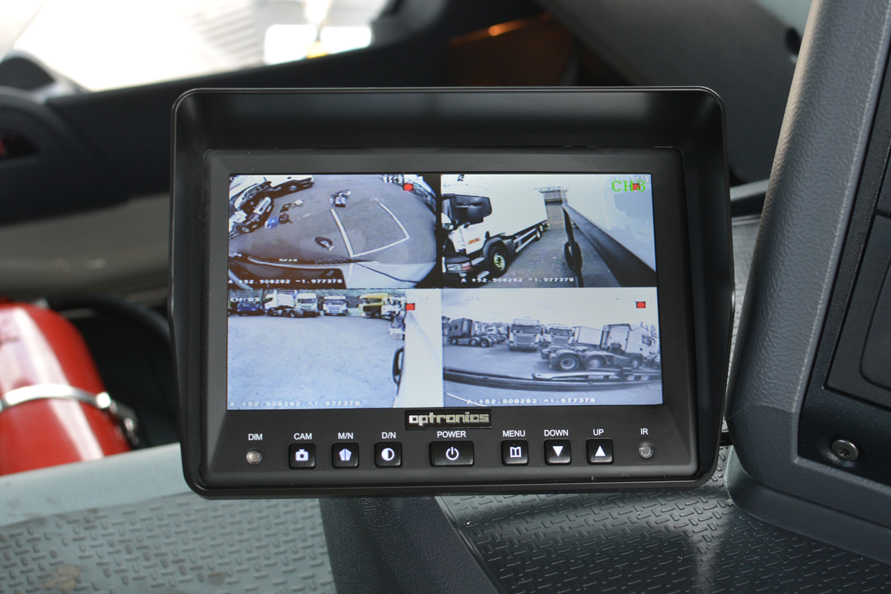 Vehicle Camera Systems and Mobile CCTV - asset mcs