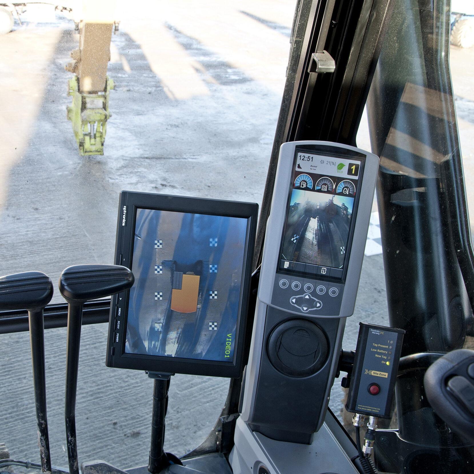 360 vehicle camera