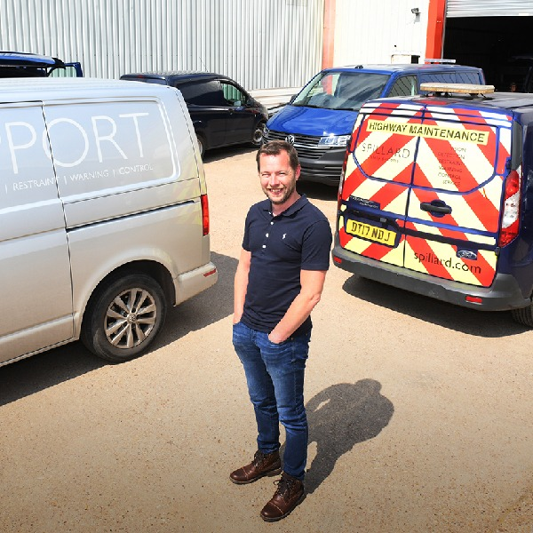 Spillard sets its sights on a possible new home as it looks to double sales by 2026 - SPILL Expansion story web inset craig vehicles