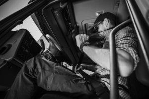 Seat Belt Indicators (SBI) - seat belt indicator lead BW